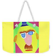 Mr. Strangefellow Weekender Tote Bag