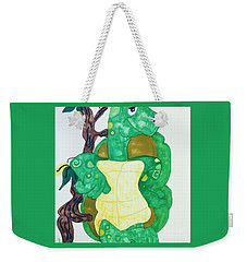 Mr. Turtle  Weekender Tote Bag