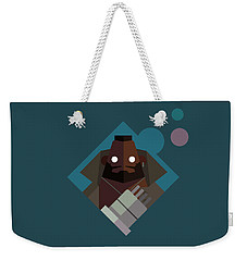 Mr. Wallace Weekender Tote Bag