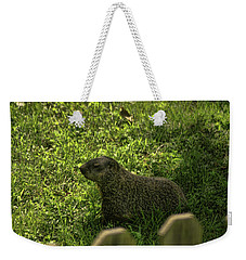Mr Woodchuck Weekender Tote Bag