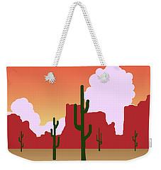 Mrb1 Weekender Tote Bag by Timothy Bulone