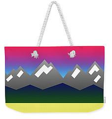Mrb2 Weekender Tote Bag by Timothy Bulone
