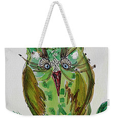Mr.lime Owl Weekender Tote Bag
