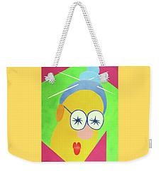 Mrs. Strangefellow Weekender Tote Bag