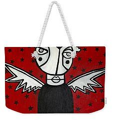 Mrs.creepy Weekender Tote Bag