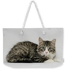 Ms. Alexia Weekender Tote Bag