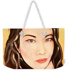 Ms Lim Weekender Tote Bag