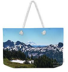 Mt Adams II Weekender Tote Bag