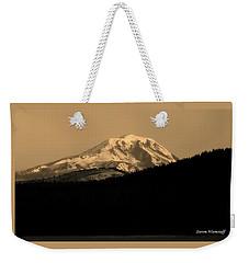 Mt. Adams Sunrise 2 Weekender Tote Bag