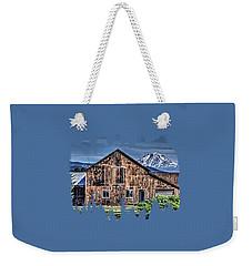 Mt. Adams Weekender Tote Bag by Thom Zehrfeld