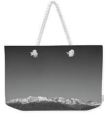 Mt Baldy Range Weekender Tote Bag