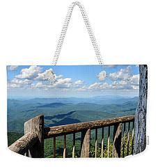Mt. Cammerer Weekender Tote Bag by Debbie Green