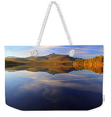 Mt. Chocorua In Blue Weekender Tote Bag