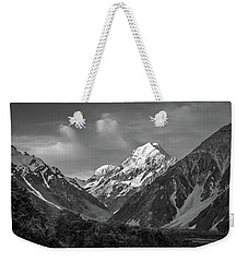 Mt Cook Wilderness Weekender Tote Bag