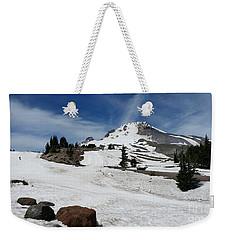 Mt. Hood In June Weekender Tote Bag