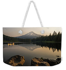 Mt Hood Sunrise  Weekender Tote Bag