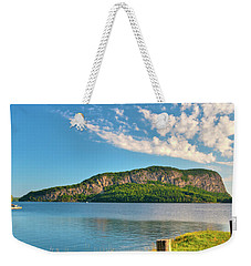 Mt Kineo 1504 Weekender Tote Bag by Guy Whiteley
