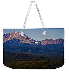 Mt Lassen And Chaos Crags Weekender Tote Bag