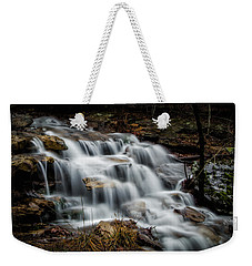 Mt. Magazine Cascade Weekender Tote Bag by James Barber
