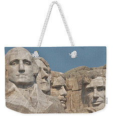 Mt. Rushmore Weekender Tote Bag