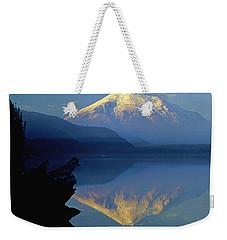 1m4907-v-mt. St. Helens Reflect V  Weekender Tote Bag