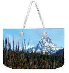 Mt St Nicolas After The Fire Weekender Tote Bag