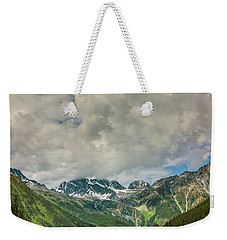 Mt Tupper Being Brilliant Weekender Tote Bag