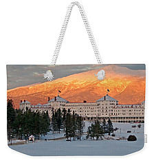 Mt. Washinton Hotel Weekender Tote Bag