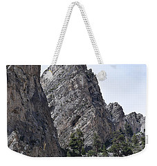 The Caves Of Mt. Charleston Weekender Tote Bag