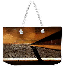 Mucem,panoramic,bokeh Weekender Tote Bag