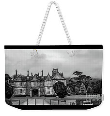 Muckross House In Bw   Weekender Tote Bag