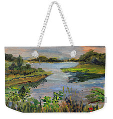 Mud Cove Weekender Tote Bag