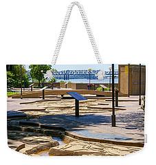 Mud Island Park Weekender Tote Bag