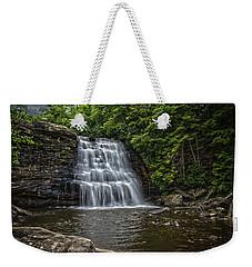 Muddy Creek Falls Weekender Tote Bag