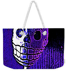 Weekender Tote Bag featuring the photograph Muertos 2 by Pamela Cooper