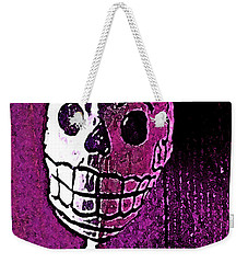 Weekender Tote Bag featuring the photograph Muertos 3 by Pamela Cooper