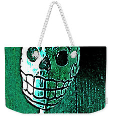 Weekender Tote Bag featuring the photograph Muertos 4 by Pamela Cooper