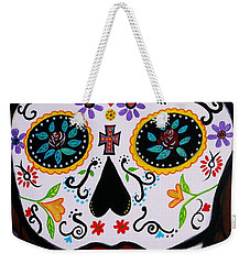 Muertos Weekender Tote Bag by Pristine Cartera Turkus