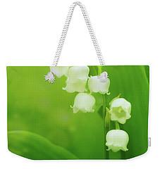 Muguet Melody Weekender Tote Bag