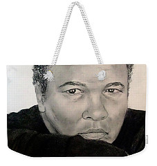 Muhammad Ali On Hating  Weekender Tote Bag