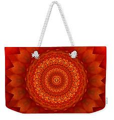 Muladhara Chakra Mandala Weekender Tote Bag