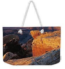 Muley Point Sunrise Weekender Tote Bag