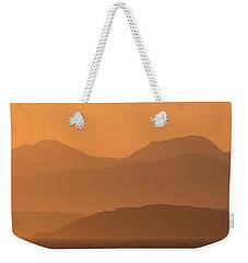 Mull Sunrise Weekender Tote Bag