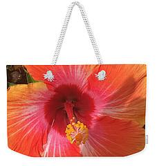 Multi-colored Beauty Weekender Tote Bag