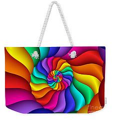 Multichrome 15  Weekender Tote Bag