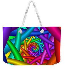 Multichrome  16 Weekender Tote Bag