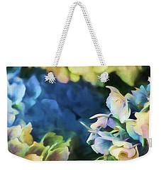 Multicolor Hydrangeas Weekender Tote Bag