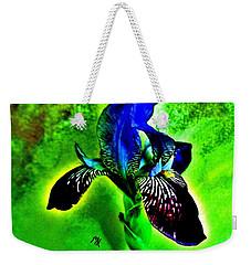 Multicolor Iris Weekender Tote Bag