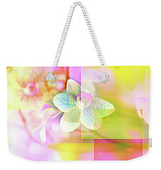 Multicolor Orchids Weekender Tote Bag