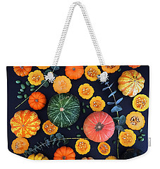 Multiple Squash Weekender Tote Bag